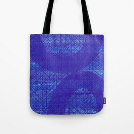 Mood Indigo Tote Bag