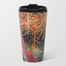 Joshua Tree Mosaic by CREYES Metal Travel Mug