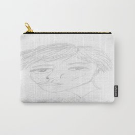 Tired Teen Carry-All Pouch