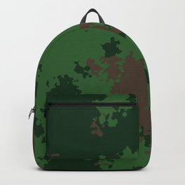 Camouflage forest Backpack