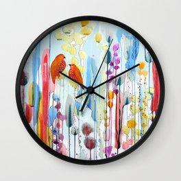ask me Wall Clock