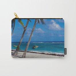 desert tropical beach Carry-All Pouch
