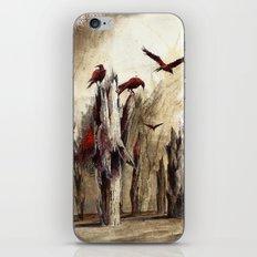 kuzgun iPhone & iPod Skin