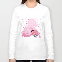 steven universe Long Sleeve T-shirts featuring Steven Universe by Vivian Lindemberg Arcila