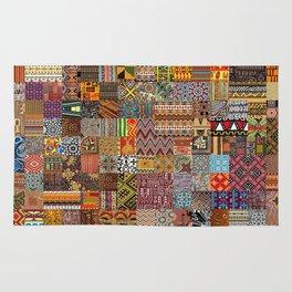 Ethnic Patterns Rug