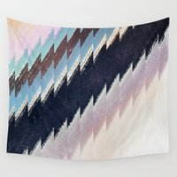 mirror Wall Tapestries featuring mirror by spinL