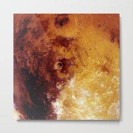 Mars Metal Print