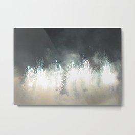 Fireworks no.1 Metal Print