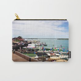 Madeira Pier Carry-All Pouch