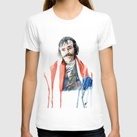 bill murray T-shirts featuring bill by Brian Vasquez