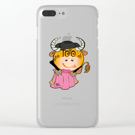 eee toro! eh Clear iPhone Case