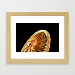wheel I Framed Art Print
