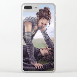 Reylo - Fight Clear iPhone Case