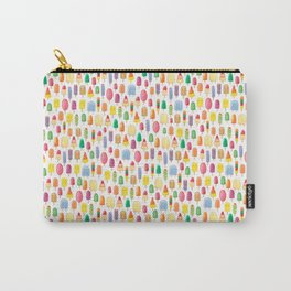 Ice Lolly, Popsicle, Ice Cream, Print.  Carry-All Pouch