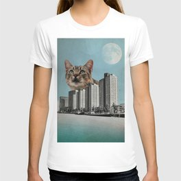 Cat City T-shirt