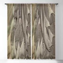 Nine of Cups Blackout Curtain