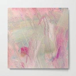 Pink III Metal Print
