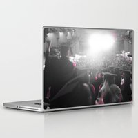 glee Laptop & iPad Skins featuring Graduation Glee (part 1) by Cassandra Evelyn
