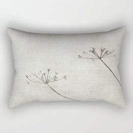 T W O Rectangular Pillow