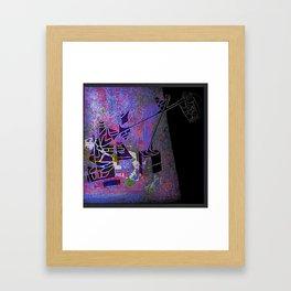 Peestolkake2 Framed Art Print