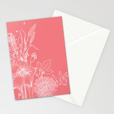 out garden Stationery Cards