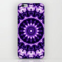 Continuum Mandala iPhone Skin