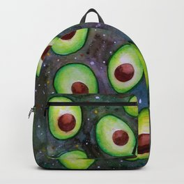 Avocados in Space Backpack