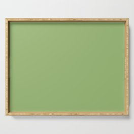 Simply Olive Green Serving Tray