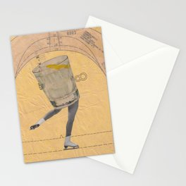 Figure Eight Stationery Cards