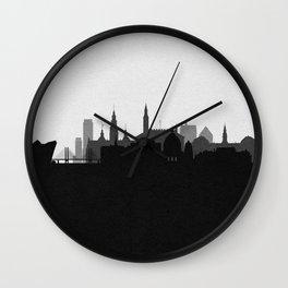 City Skylines: Copenhagen Wall Clock