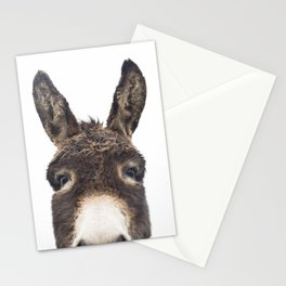 Hey Donkey Stationery Cards
