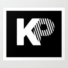 KP Art Print