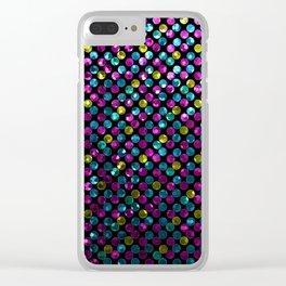 Polkadots Jewels G215 Clear iPhone Case