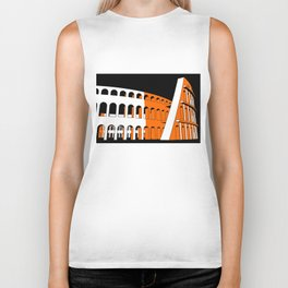 Colosseum Biker Tank