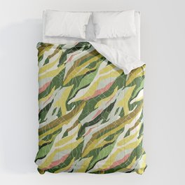 Gorgeous  Green Military Comforters