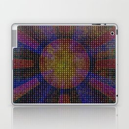 Surya Invocation (Sun) - Magick Square Yantra Tantra Laptop & iPad Skin