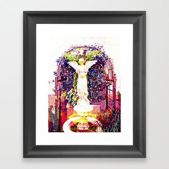 ANGEL 005 Framed Art Print