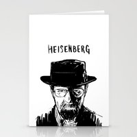 heisenberg Stationery Cards featuring Heisenberg by Knifeson