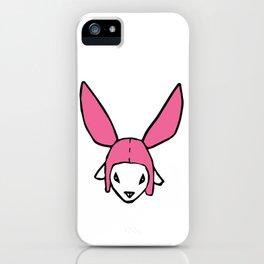 b. hayden logo iPhone Case