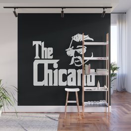 The Chicano (Godfather) Wall Mural