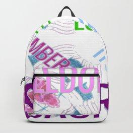 Memorial Day Backpack