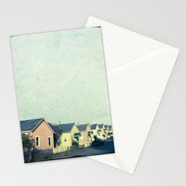 Little Pink Houses Stationery Cards
