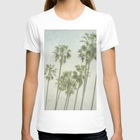 palm trees T-shirts featuring Palm Trees by Pure Nature Photos