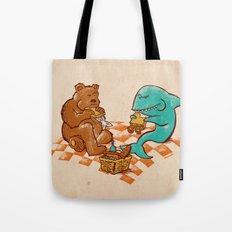 Awkward Picnic Tote Bag