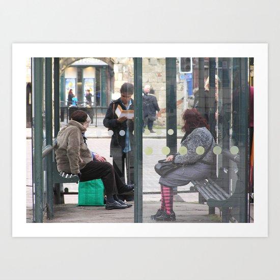 York #48 Art Print
