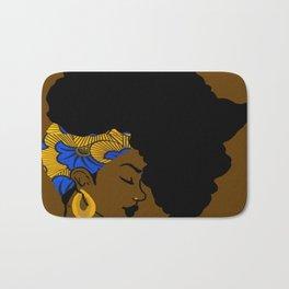 Fro African Bath Mat