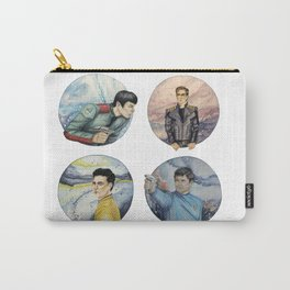 space crew Carry-All Pouch