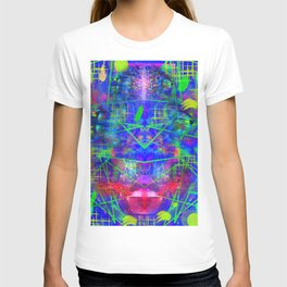 Abstract Energy 6 T-shirt