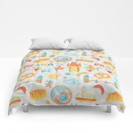 Adorable Prague Comforters