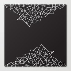 Geometric Pattern VII Canvas Print
